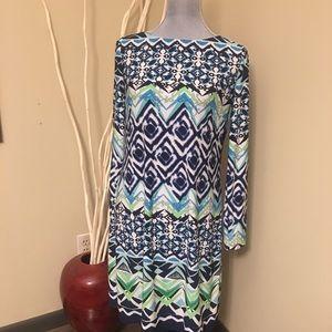 Vince Camuto zip back dress size 12